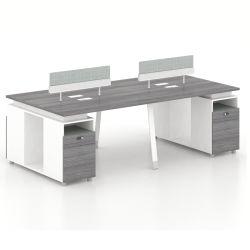 Moderner MDF-Büro-Möbel-Anfangsetikett-Stab-Arbeitsplatz-Büro-Computer-Schreibtisch