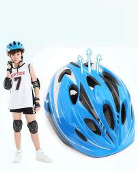 Casque et les patins pour les enfants 5-12 ans Toddler casque, Casque coude genou poignet pour vélo, 7 pcs réglable Jeu de pignons de protection pour les enfants