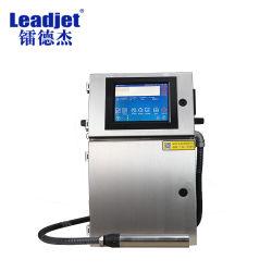 Fácil de usar el funcionamiento del sistema con el tanque de tinta de impresora de inyección de tinta para el Envasado de Alimentos/botella/Cable/PIP