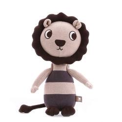 ICTI mini fábrica de brinquedos de auditoria Leão animais taxidermizados Peluche
