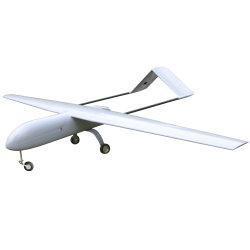 Uav Mugin 4500mm plate-forme de gaz à voilure fixe d'alimentation avion RC