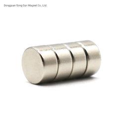 Potente magnete permanente al neodimio Super forte in terre rare