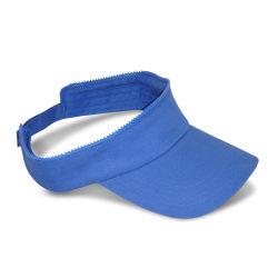 고품질 맞춤형 야구용 선바이저 캡(분리형 지퍼 포함 더블 목적 모자