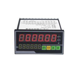 Sortie analogique 4-20 mA DPF 6 Fréquence électronique numérique à affichage LED tr/min tachymètre Linespeed panneau Compteur Compteur DC24V/AC220V (IBEST)