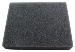 高品質の研摩の紙やすりで磨くゴム製スポンジのブロックのシリコーンゴムのブロック