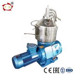 Disco de Limpeza Automática de Purificação de vinho centrífuga máquina de extrato de levedura