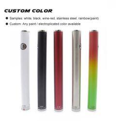 CBD オイルバッテリーベイパー予熱バッテリー( USB 充電器付き ペン可変電圧自我バッテリー
