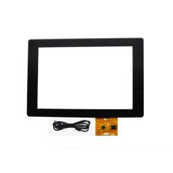 سعر Loe عالي الجودة 10.1 USB مقاومة للماء شاشة اللمس Vandal الزجاج الملمس الملمس لوحة اللمس لوحة اللمس معالجة الطعام