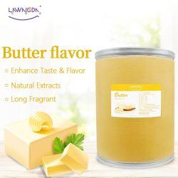 Polvere ricca di sapore del burro del commestibile di alta qualità per la fabbrica