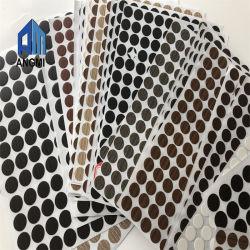 غطاء برغي لاصق بلاستيكي لاصق بلاستيكي لاصق PVC