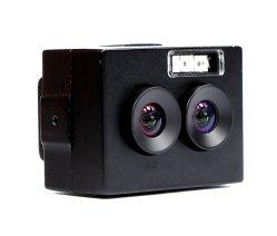 Recomendo a quente 3MP+1.3MP Câmera USB 3D Face Recognition câmara CCTV para ID de equipamento do scanner