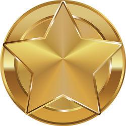1000 قطعة ذهبيّة نجم حل لغة صنع وفقا لطلب الزّبون [جيغسو بوزّل] دائريّة لأنّ بالغة يشخّص لغة لعبة