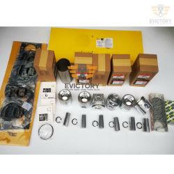 Para Komatsu 6D107 S6d107 AEA6d107 Kit de recondicionamento do Rolamento da Gaxeta da Camisa do Anel do Pistão