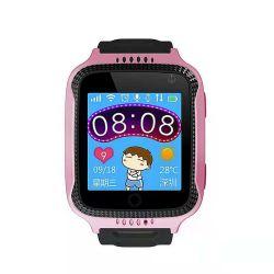 الأطفال نظام تعقب GPS الأطفال الأطفال الأطفال SOS الأطفال ساعات ذكية عبر الهاتف المحمول فقدان الهاتف ضد الأطفال G36s Q528