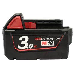 18V3.0ah M18 Xc Bateria Li-ion vermelho para Milwaukee 48-11-1820 1828 1815 1828 1840