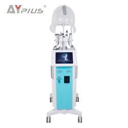 (Ayj-Y19) de Multifunctionele GezichtsUltrasone klank van de Machine rf met Medisch Zuurstofmasker