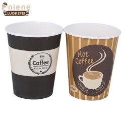 صاحب مصنع عادة يطبع خاصّة قهوة [ببر كب]