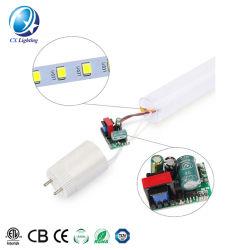 Bon à haute efficacité énergétique Ds-T8-12W-je l'intégration Tube LED T8