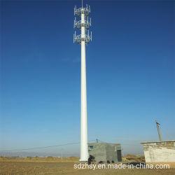 برج القطب الفولاذي وبرج الاتصالات مع المغلفنة الساخنة