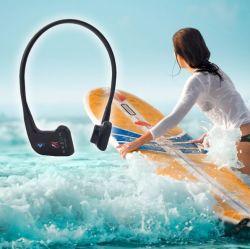 Natation Natation de radio de la formation de coaching Communicator casque récepteur pour le nageur Coach à conduction osseuse Aqua Sports