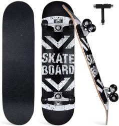 Дешевые Скейт плата палубе оптовой Maple Custom роликовой доске