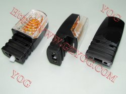 Joj Eletrical Pièces de moto Moto Honda Winker lampe témoin Cgl125 Wy125 Wy150 HJ150 HJ125