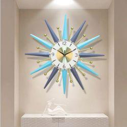실내와 가정 훈장을%s 꽃 시계 벽 예술