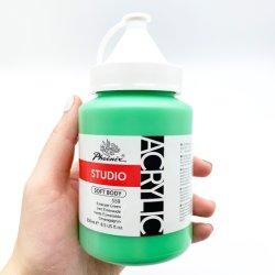 좋은 가격에 우수한 품질의 학생과 초보자를 위한 적절한 방법 소프트 바디 아크릴 색상