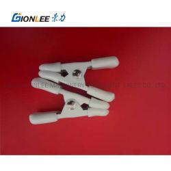 재고 보유 경량 맞춤형 2인치 메탈 스프링 클램프 고무 받침 포함