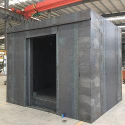 中国の製造者の鋼鉄安全室の火安全なバンクの機密保護の地下ドア