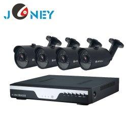 1080P/4MP/5MP 4 canaux Kit DVR Caméra de sécurité système DVR