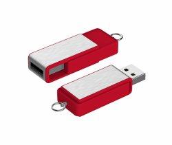 تصميم جديد لعام 2019 مع محرك أقراص USB محمول معدني وبلاستيكي علوي