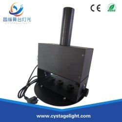 DJ/Estágio/Wedding/parte profissional de equipamentos de efeitos especiais de mover o equipamento de Nevoeiro Jato de CO2