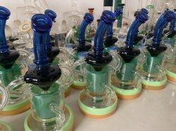 دخان عالم تصميم جديد [وتر بيب] زجاجيّة شعبيّة في [أوسا] كندا دخان متجر