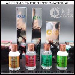 Luxe 5 Belevingswaarde van het Veredelingsmiddel van de Lotion van het Lichaam van het Gel van de Douche van de Shampoo van het Hotel van Sterren de Kosmetische