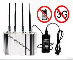 4-popular de sobremesa de antena de señal celular Jammer/Blocker/triturador
