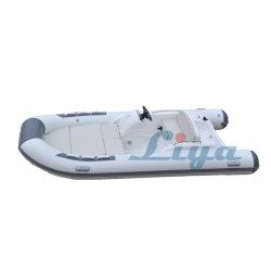 Liya 14метров 7 человек из стекловолокна с жесткой рамой яхт тендерных заявок и Dinghy