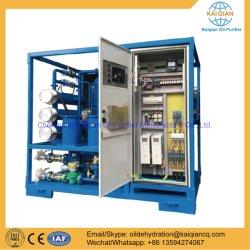 Utiliza el filtro de aceite de filtración de aceite del transformador de la máquina