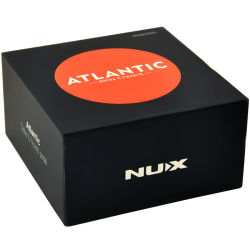 Nux Verdugo guitare de l'Atlantique Delay Réverbération effet monobloc Shimmer pédales d'effets