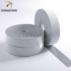 Une haute visibilité T/C polyester Tissu d'avertissement de matériau de bandes réfléchissantes