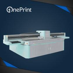 Stampante a base piatta UV stabile superiore FT-2513r di ampio formato di Ricoh Gen5 di prestazione di Oneprint