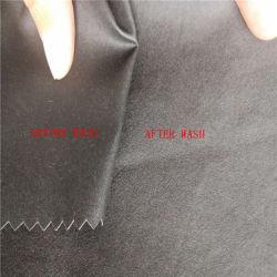 Полиэстер хлопок T/C велюр ощущение цвета резиновое покрытие хлопчатобумажной ткани