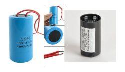 Cbb60 Wechselstrommotor-Plastikkondensator 2mfd zu 100mfd 220V/380V/440V 50Hz60Hz