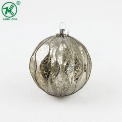 Классические рождественские украшения украшение Стеклянный шарик