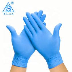 Les gants en nitrile médicaux jetables sécuritaire / Vinyle gants médicaux d'examen en latex