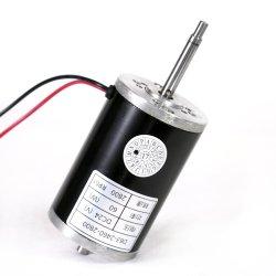 Elektrischer Gang der Hogj Geschwindigkeits-PMDC Mini-Gleichstrom-Motor für Mikrowasser-Pumpe