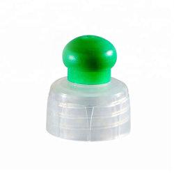 Envio de plástico Tailor-Made Multi-Style puxe a tampa para o frasco utilizado diariamente