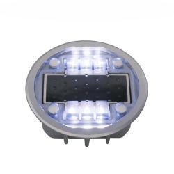 LED verte de haute qualité en aluminium réfléchissant solaire réflecteurs de goujon de route