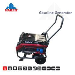 5000W / 5kVA / 5kW 新型モデル 3 相ガソリンジェネレータ( CE 、 ISO 、ノイズ、 Carb 、 EPA 、 GS 付き) PAH 、 EU-V 、 CSA