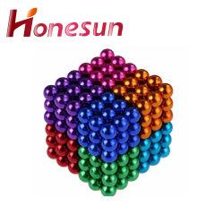 Bunte 4X10 2X3 4X3 5X2 Spielzeug Magnet magnetische Kugel Magie Würfel